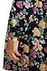 Jesse Long Sleeve Floral Dress, view 7, click to view large image.