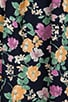Jesse Long Sleeve Floral Dress, view 8, click to view large image.