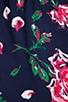 Sari Rose Print Dress, view 6, click to view large image.