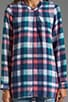 Ceres Plaid Blouse, view 3, click to view large image.