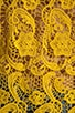 Devine Crochet Lace Top, view 4, click to view large image.