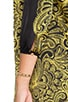 Bohemian Paisley Dress, view 6, click to view large image.