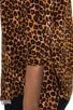 Leopard Ellie Blouse, view 5, click to view large image.