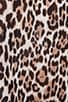 Luxe Leopard Cover Up Dress, view 6, click to view large image.
