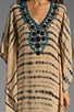 Nassau Long Caftan Dress, view 5, click to view large image.