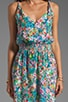 Jamaica Print Maxi Dress, view 5, click to view large image.