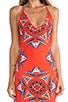Maderia Maxi Dress, view 5, click to view large image.