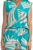 Nicki Print Romper, view 5, click to view large image.