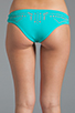 Lexi Classic Cut Bottom, view 3, click to view large image.