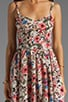 Floral Tank Dress, view 5, click to view large image.