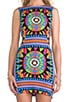 Modal Strappy Mini Dress, view 5, click to view large image.