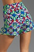 Printed High Waisted Shorts, view 6, click to view large image.
