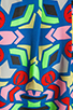 Printed High Waisted Shorts, view 7, click to view large image.