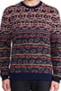 Finsbury Fairisle Sweater, view 4, click to view large image.