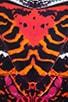 Interlock Kaleidoscope Print Dress, view 6, click to view large image.