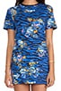 T-Shirt Dress, view 5, click to view large image.