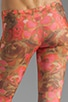 Printed Legging, view 6, click to view large image.