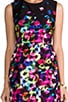 Graffiti Flowers Dress, view 5, click to view large image.
