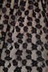 Cheetah Lurex Lace Tank, view 6, click to view large image.