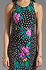 Take Me To Waikiki Mini Dress, view 5, click to view large image.