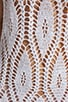 Anina Crochet Beach Dress, view 6, click to view large image.
