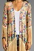Summer Breeze Kimono, view 4, click to view large image.