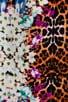 Animal Fleur Kimono, view 6, click to view large image.