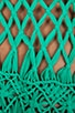 Macrame Cover Up, view 6, click to view large image.