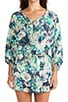 Hula Hibiscus Tunic, view 5, click to view large image.