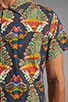 Kasbah S/S Shirt, view 5, click to view large image.