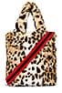 BOLSO LEOPARD, view 1, click to view large image.