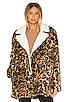 Faux Fur Turn Jacket, view 1, click to view large image.