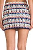 Embellished Mini Skirt, view 6, click to view large image.