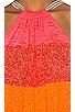 ROBE MAXI POPSICLE, view 4, click to view large image.