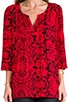 Peasant Kurta Blouse, view 4, click to view large image.