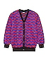 Black Jack Cardigan, view 1, click to view large image.