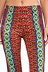 Printed Wide Leg Pants, view 4, click to view large image.