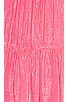 Lotus Short Dress, view 4, click to view large image.
