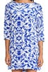 Kaleidoscope Print Meira Dress, view 5, click to view large image.