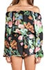 x REVOLVE Rayne Romper, view 5, click to view large image.