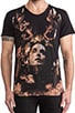 Madussa Graphic Tee, view 4, click to view large image.