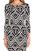 Long Sleeve Body Con Dress, view 5, click to view large image.