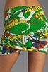 Mini Ruched Skirt, view 6, click to view large image.