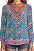 Talia Blouse, view 4, click to view large image.