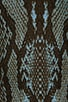 Maria Snake Print Dress, view 6, click to view large image.