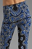 Andy Knit Bandana Pant, view 6, click to view large image.