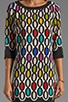 Double Oval Ronson Dress, view 5, click to view large image.
