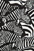 Zebra Stampede Texture Carolyn Dress, view 6, click to view large image.