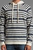 Printed Stripe Sweatshirt, view 4, click to view large image.