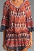 Zambia Chemise Tunic, view 5, click to view large image.
